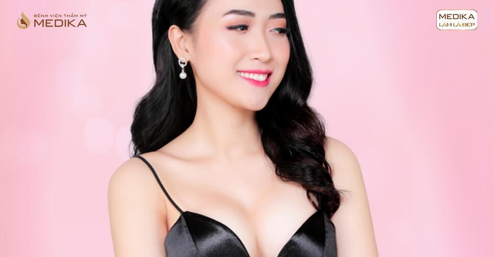 Phẫu thuật chỉnh sửa vòng 1 hỏng biến hóa thành ngực đẹp - nangngucxe.vn