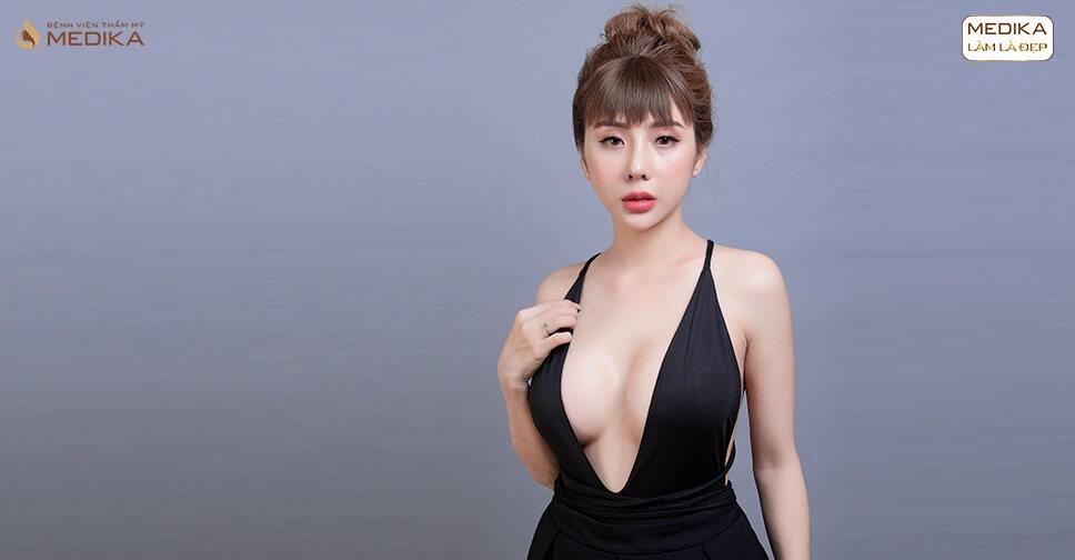 Nâng ngực xệ đưa lại bầu ngực huy hoàng cho chị em - Ở nangngucxe.vn