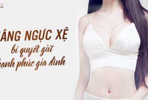 Chồng yêu chiều hơn sau khi nâng ngực xệ - Nangngucxe.vn
