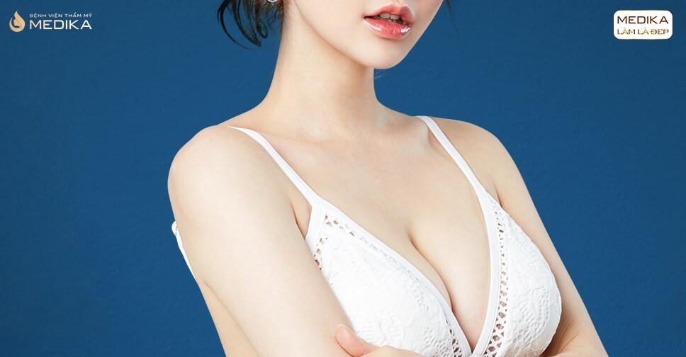 Nâng ngực nội soi - Bước tiến lớn trong ngành nâng ngực - Nangngucxe.vn