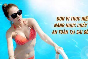 Đơn vị nào thực hiện nâng ngực chảy xệ an toàn tại Sài Gòn? - Nangngucxe.vn