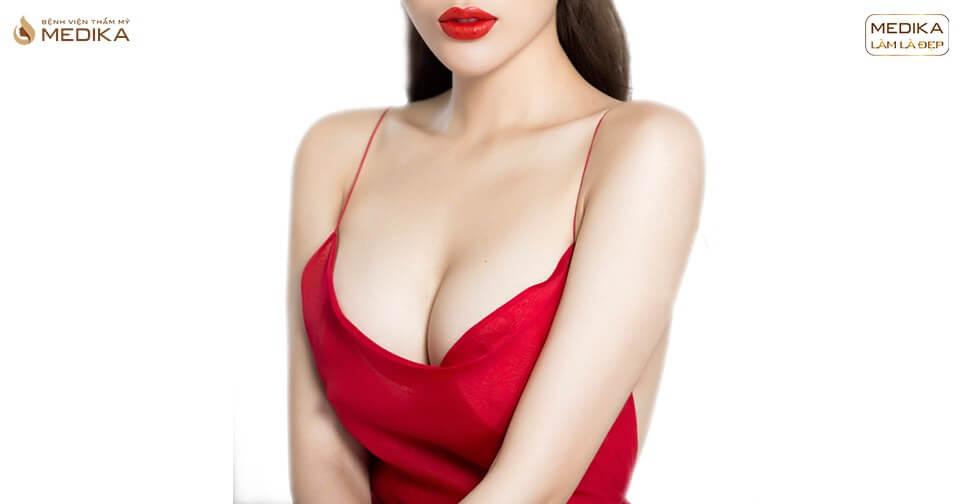 Bí quyết nhanh chóng phục hồi sau khi nâng ngực chảy xệ tại Nangngucxe.vn