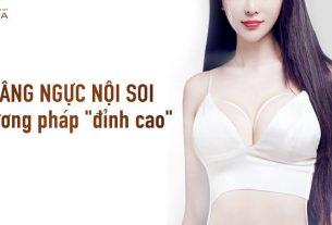 Nâng ngực nội soi phương pháp đỉnh cao - Nangngucxe.vn
