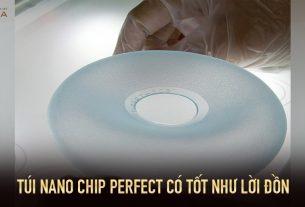 Túi Nano Chip Perfect có tốt như lời đồn từ Nangngucxe.vn?