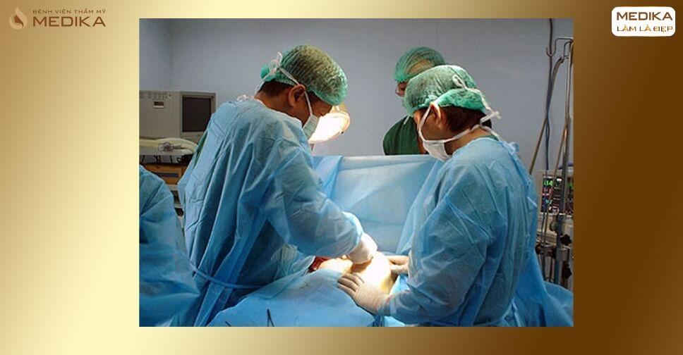 Nên phẫu thuật nâng ngực ở bệnh viện thẩm mỹ nào ở Nangngucxe.vn?