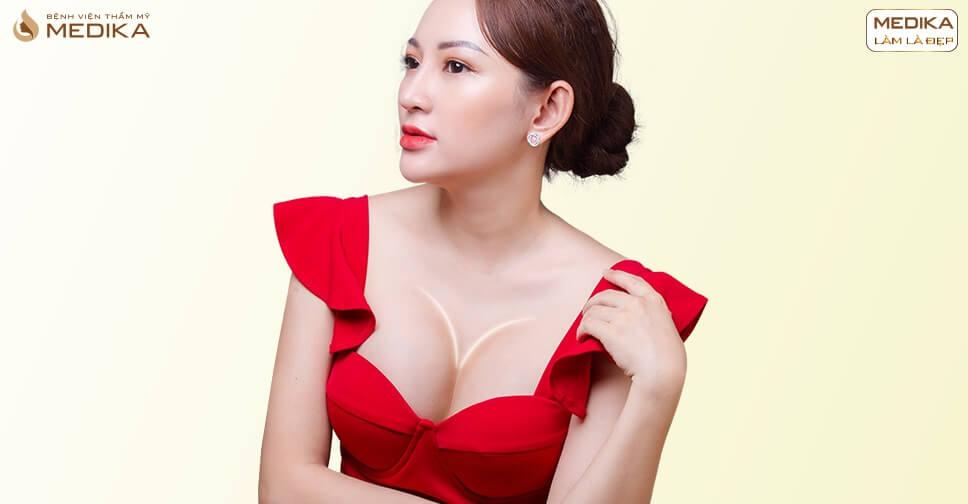 Nên phẫu thuật nâng ngực ở bệnh viện thẩm mỹ nào tại Nangngucxe.vn?
