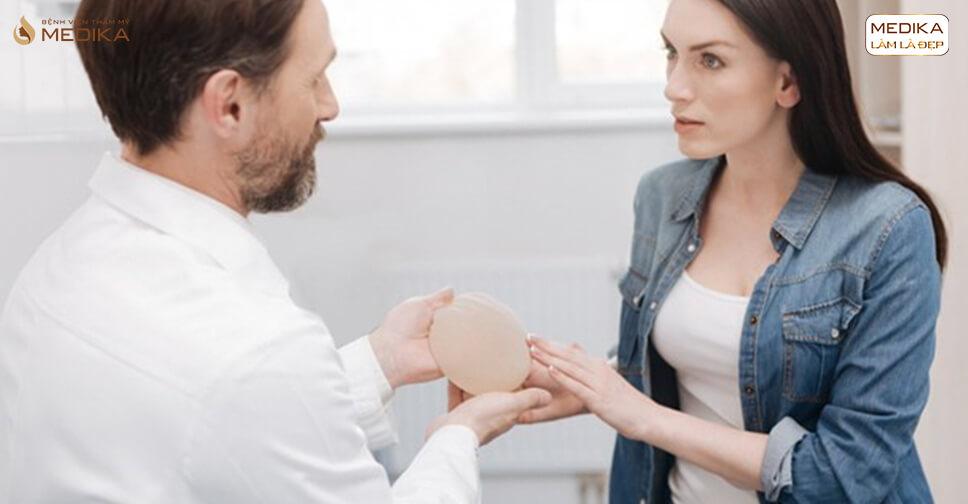 Phẫu thuật nâng ngực an toàn cùng tìm hiểu nào ở Nangngucxe.vn
