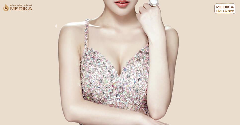 Phẫu thuật nâng ngực an toàn được chị em quan tâm nhiều ở Nangngucxe.vn