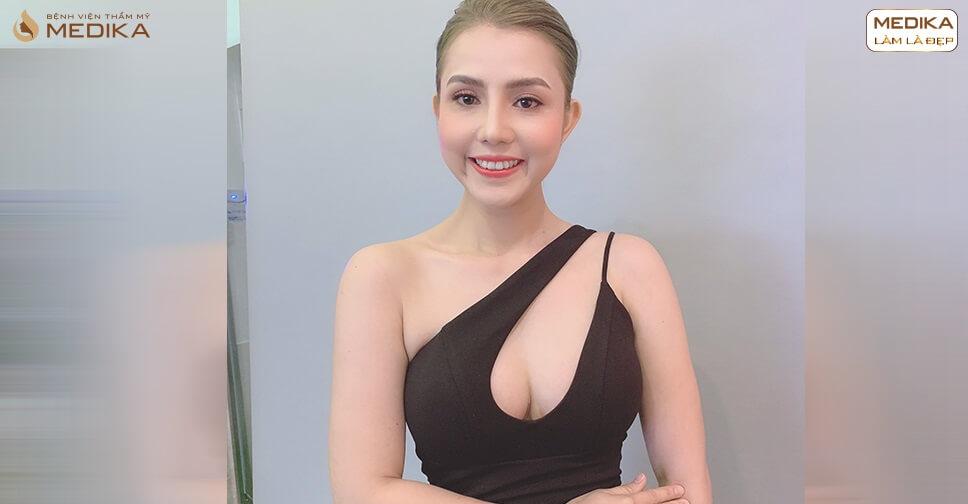 Phẫu thuật nâng ngực lựa chọn của nhiều cô gái ở Nangngucxe.vn