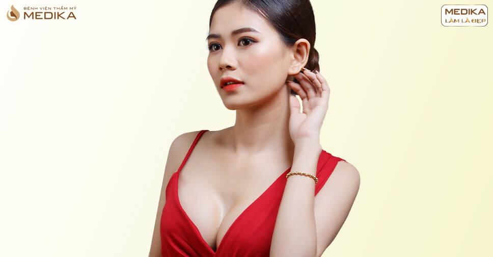 Phẫu thuật nâng ngực lựa chọn của nhiều cô gái tại Nangngucxe.vn