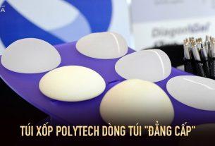 Túi xốp Polytech dòng túi ngực đẳng cấp tại Nangngucxe.vn