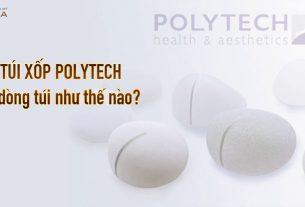 Nâng ngực túi xốp Polytech xong có được nằm sấp được không ở Nangngucxe.vn?